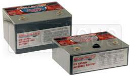 Ballistic Performance AutoRace Batteries Product Group