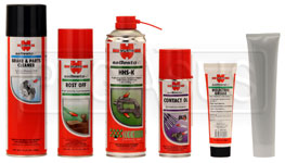 Wurth Chemical Products Product Group