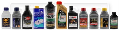 Racing Brake Fluid Product Group