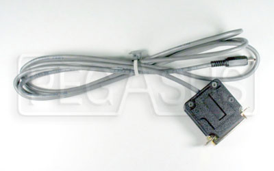 Large photo of Intercomp Download Cable, On-Board Lap Timer to Printer, Pegasus Part No. 100782