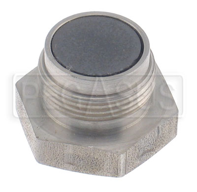 Large photo of Magnetic Plug, Cap Screw Type  1 -18, Pegasus Part No. 1025