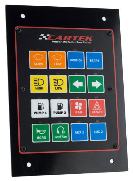 Cartek 16 Channel Power Distribution Panel