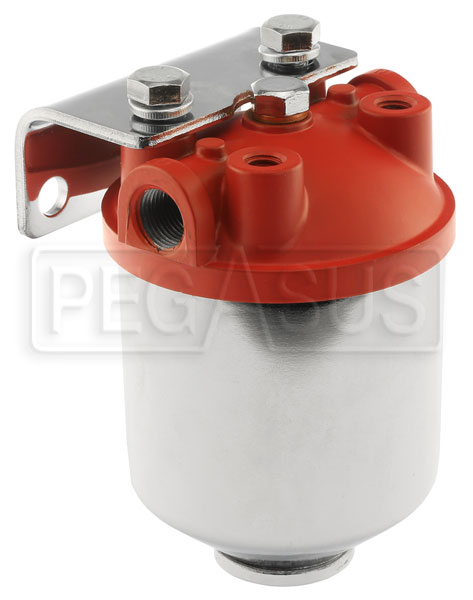 Large photo of Fram HPG-1 Hi Performance Gas Filter, Pegasus Part No. 1122