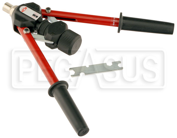 Large photo of Double Action Lever Installation Tool for Rivet Nuts, Pegasus Part No. 1185-002