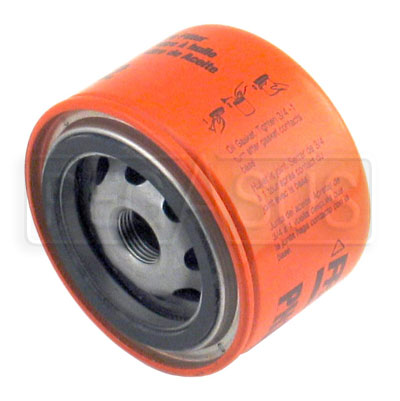 Large photo of Fram Extra-Short Oil Filter (2.87  High), 3/4-16 Thread, Pegasus Part No. 1206