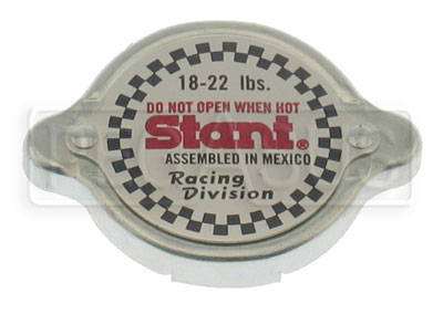 Large photo of Stant Racing Radiator Cap, Pegasus Part No. 1290-PSI