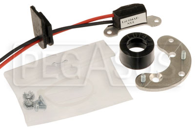 Large photo of Pertronix Ignitor for Vintage Ford 1600 w/ 25D4 Lucas Dist, Pegasus Part No. 1335-008