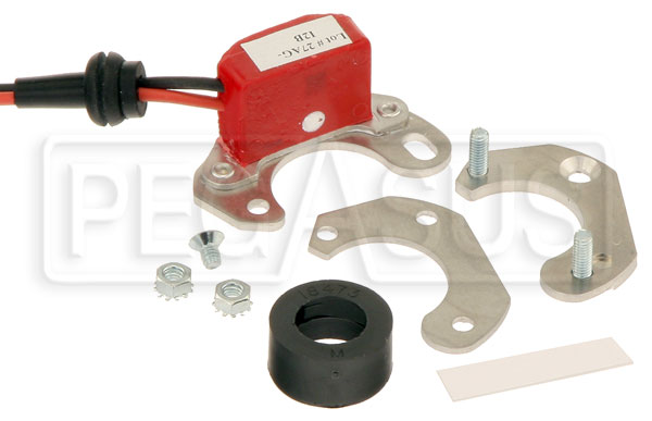Large photo of Pertronix Ignitor II Ignition Kit, Ford 2.0L SOHC, Pegasus Part No. 1335-011