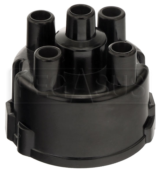 Large photo of Pertronix Distributor Cap for 1.6L Ford, Top Exit, Pegasus Part No. 1335-101