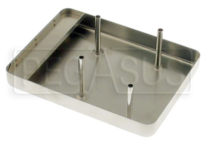 Large photo of Hewland/Webster MK 9 Gearchange Tray, Pegasus Part No. 1409