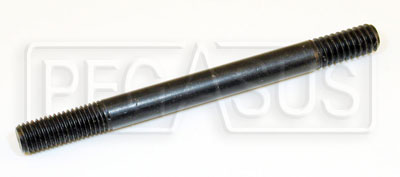 Large photo of Long Stud for Hewland/Webster Rear Cover, 1/4x28 - 1/4x20, Pegasus Part No. 1410-A13
