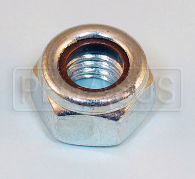 Large photo of 8mm Nylock Nut for Webster/Hewland Mk9 Bearing Carrier, Pegasus Part No. 1410-A18