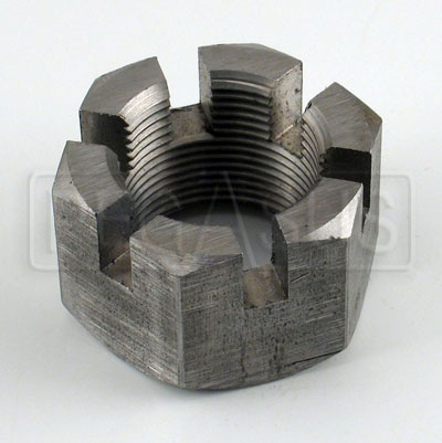 Large photo of Hewland Layshaft Nut, Fine Thread for Hewland Only, Pegasus Part No. 1410-A37-2
