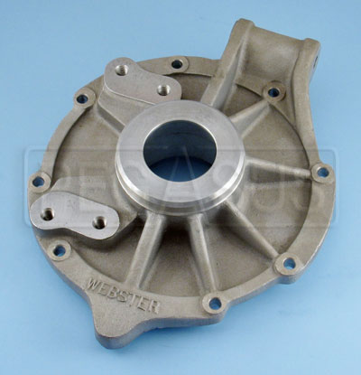 Large photo of Webster Right Hand Side Plate, Webster Model 400 Gearbox, Pegasus Part No. 1410-B02-2