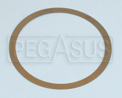 "Large photo of Differential Carrier Bearing Shim, 0.003"" Thick, Pegasus Part No. 1410-B09-03"