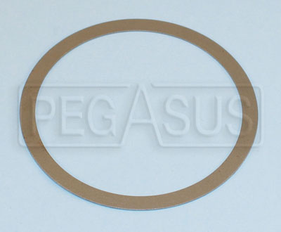 "Large photo of Differential Carrier Bearing Shim, 0.012"" Thick, Pegasus Part No. 1410-B09-12"