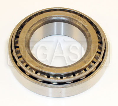 Large photo of Differential Carrier Bearing for Webster Sideplate, Pegasus Part No. 1410-B10-1