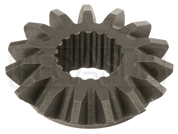 Large photo of Hewland Open Differential Side Gear (18 Spline), Late Style, Pegasus Part No. 1410-B19H-1