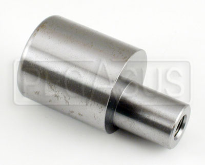 Large photo of Webster Reverse Idler Spigot - 5/16-24 Threads, Pegasus Part No. 1410-C05