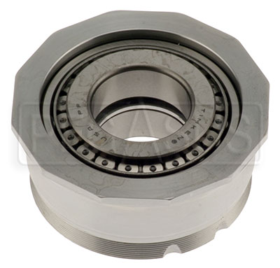 Large photo of Front Pinion Shaft Bearing - Ring Nut style, Pegasus Part No. 1410-C11-1