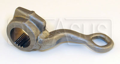 Large photo of Actuating Lever for 20mm Clutch Release Cross Shaft, Mk8/9, Pegasus Part No. 1410-C31-1