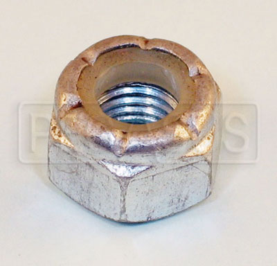 Large photo of Nut for Mounting Clutch Slave Bracket to Case, Pegasus Part No. 1410-C38