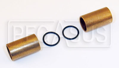 Large photo of Selector Finger Bushing & Seal Kit for Webster to 1999, Pegasus Part No. 1412-Size