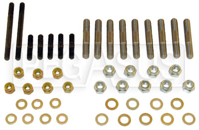Large photo of Rear Stud Kit for Hewland/Webster Mk-Series, Pegasus Part No. 1413-Size