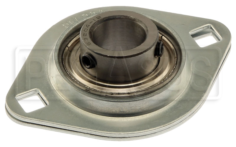 Large photo of Firewall Flange Bearing for 3/4 inch Steering Shaft, Pegasus Part No. 1499-001