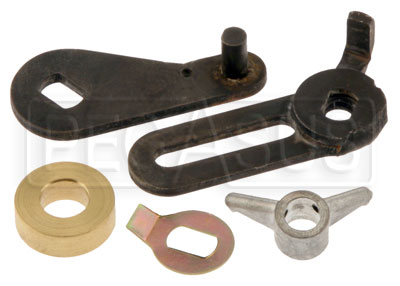 Large photo of Weber 32/36 Synchronous Throttle Linkage Kit, Pegasus Part No. 1579-002