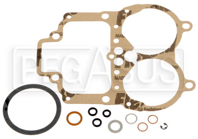Large photo of Gasket Set for Weber 32/36 DGV Carburetor, Pegasus Part No. 1582