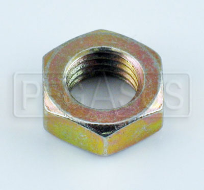 Large photo of Primary Shaft Nut, Weber 32/36 DGV Carburetor, Pegasus Part No. 1586-65