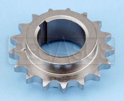 Large photo of 1.6L Crankshaft Timing Chain Sprocket, Pegasus Part No. 161-51