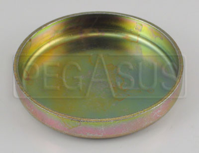 "Large photo of 1.6L Large (Rear) Freeze Plug, 2.0"" dia. (1 required), Pegasus Part No. 161-61-2.0"
