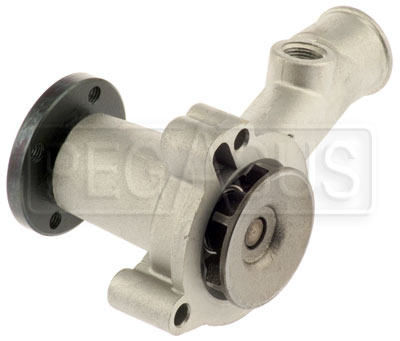 Large photo of 1.6L Water Pump, 5/8 inch dia. Shaft, Pegasus Part No. 161-81