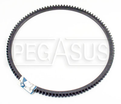 "Large photo of 1.6L Hi-Strength Ring Gear, 110 tooth, 10.00"" ID, Pegasus Part No. 163-07"