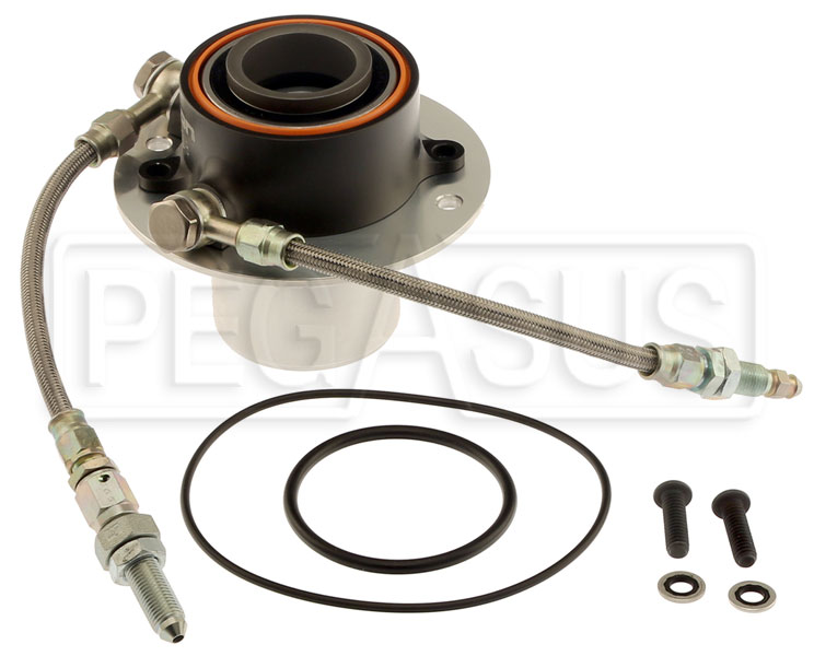 "Large photo of 38mm Hydraulic Release Bearing Kit for VD FF1600, 5.5"" Disc, Pegasus Part No. 163-54"