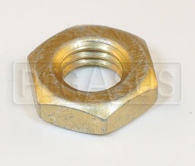 Large photo of Pressure Relief Valve Locknut, Pegasus Part No. 167-12-NUT