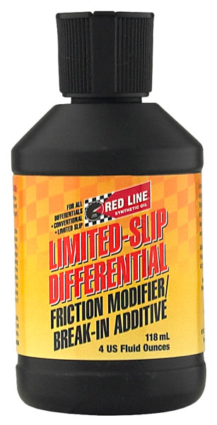 Large photo of Red Line Limited Slip Friction Modifier, Pegasus Part No. 1687-Size