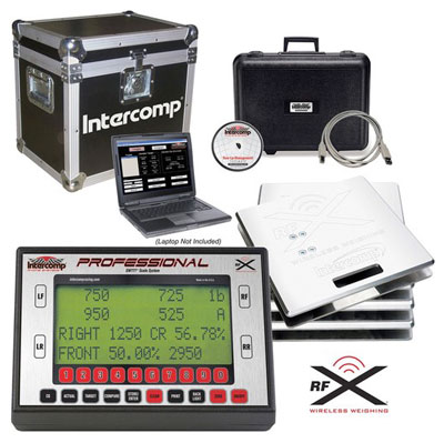 Large photo of Intercomp SW777RFX Professional Wireless Scale System, Pegasus Part No. 170127-WPC