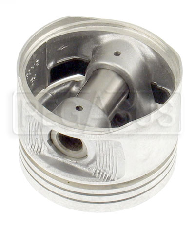 Large photo of 2.0L Hepolite Piston w/o Rings (.020 over), Pegasus Part No. 171-99-002