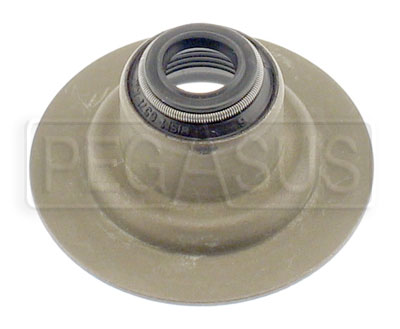 "Large photo of 2.0L Valve Stem Seal with Integral .040"" Shim, Pegasus Part No. 172-99-001"