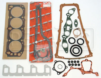 Large photo of 2.0L Complete Engine Gasket Set, Standard, Pegasus Part No. 174-01