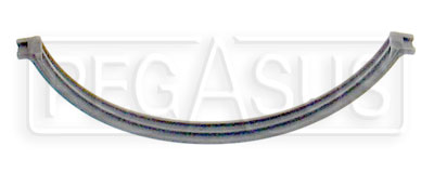 Large photo of 2.0L Oil Pan Rubber Saddle Seal, Pegasus Part No. 174-16