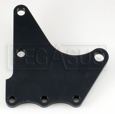 Large photo of Series 2 Pump Mounting Plate - Jackshaft Drive, Pegasus Part No. 177-15-PLATE