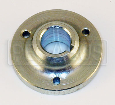 Large photo of 2.0L Titan Standard Pump Pulley Flange, Pegasus Part No. 177-26-01