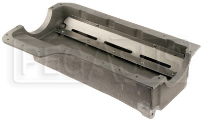 Large photo of ARE Cast Aluminum Dry Sump Oil Pan for Swift 2.0L, Pegasus Part No. 177-30-CAST