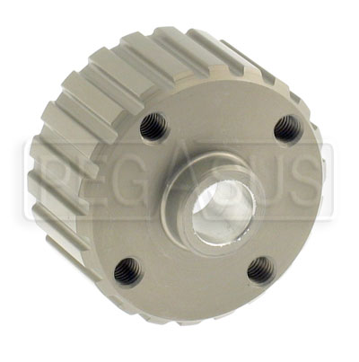 "Large photo of 22 Tooth Pump Pulley for L series belt - 5/8"" Shaft, Pegasus Part No. 177-98-004"