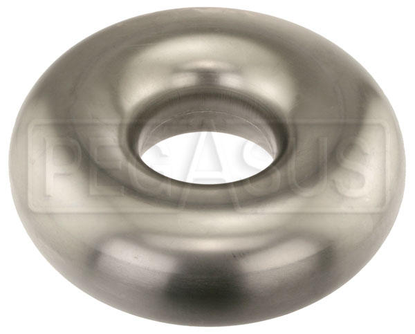 Large photo of Mild Steel Tube Full-Round Donut, Pegasus Part No. 1821-OD-RADIUS