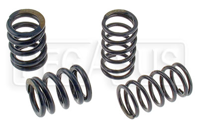 "Large photo of Hyperco High-Performance Chassis Springs, 2.0"" I.D., Pegasus Part No. 184-Length-Rate"